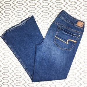 American Eagle Artist Stretch Jeans Bootcut